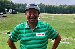 女子プロゴルファー 川岸史果選手